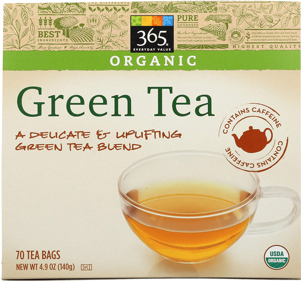 365 Everyday Value Organic Green Tea