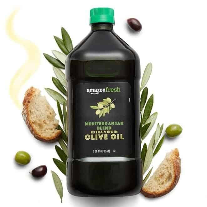 Amazon Fresh Mediterranean Extra Virgin Olive Oil