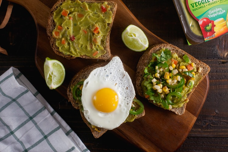 Delicious toast recipes