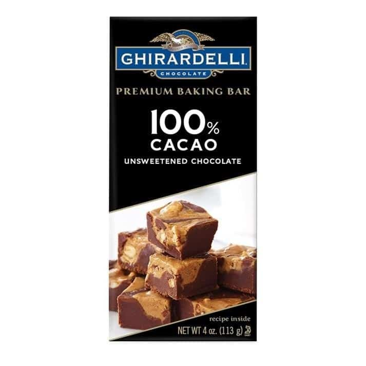 Ghirardelli Premium Baking Bar