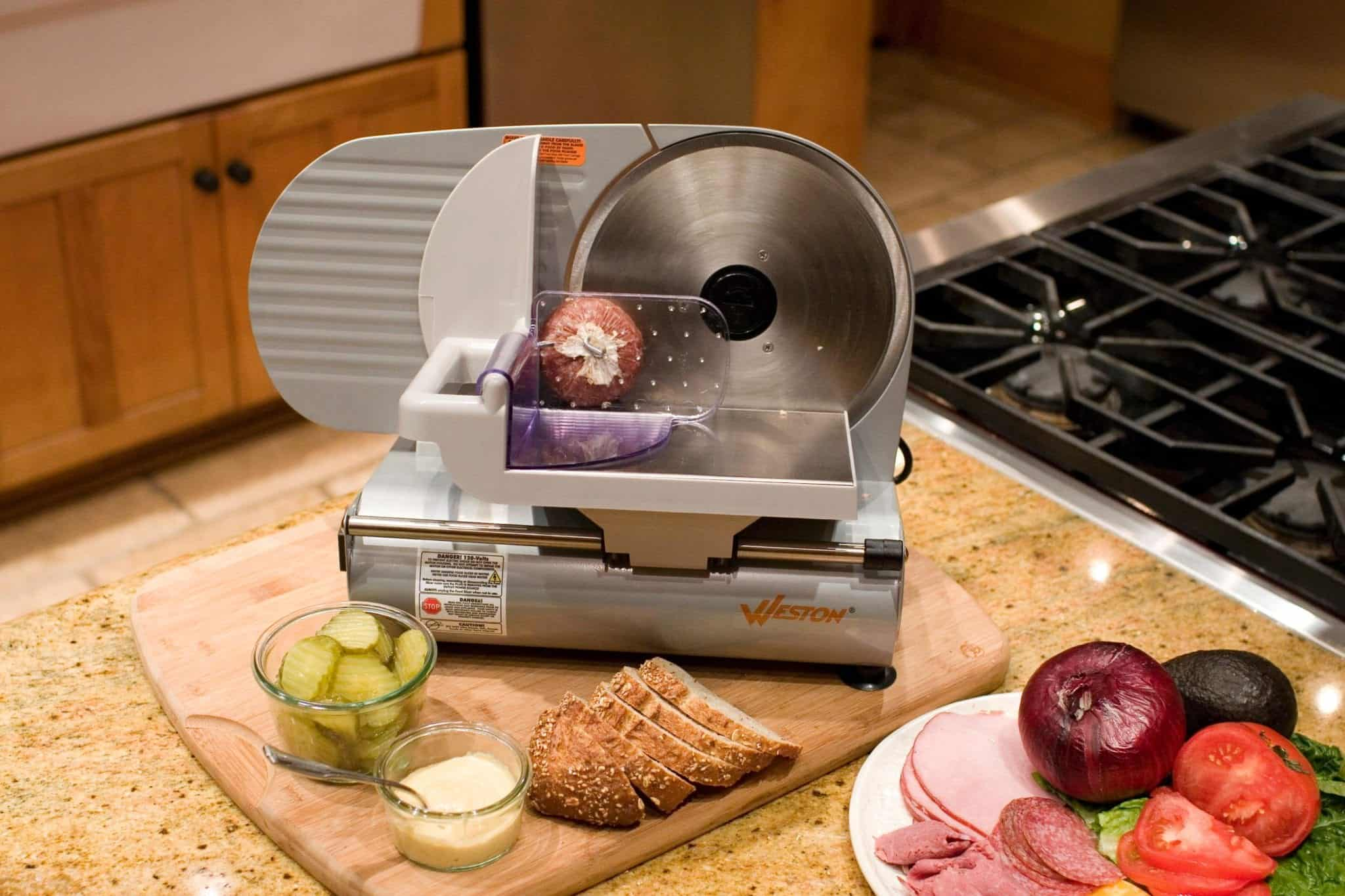 How often should a meat slicer be cleaned