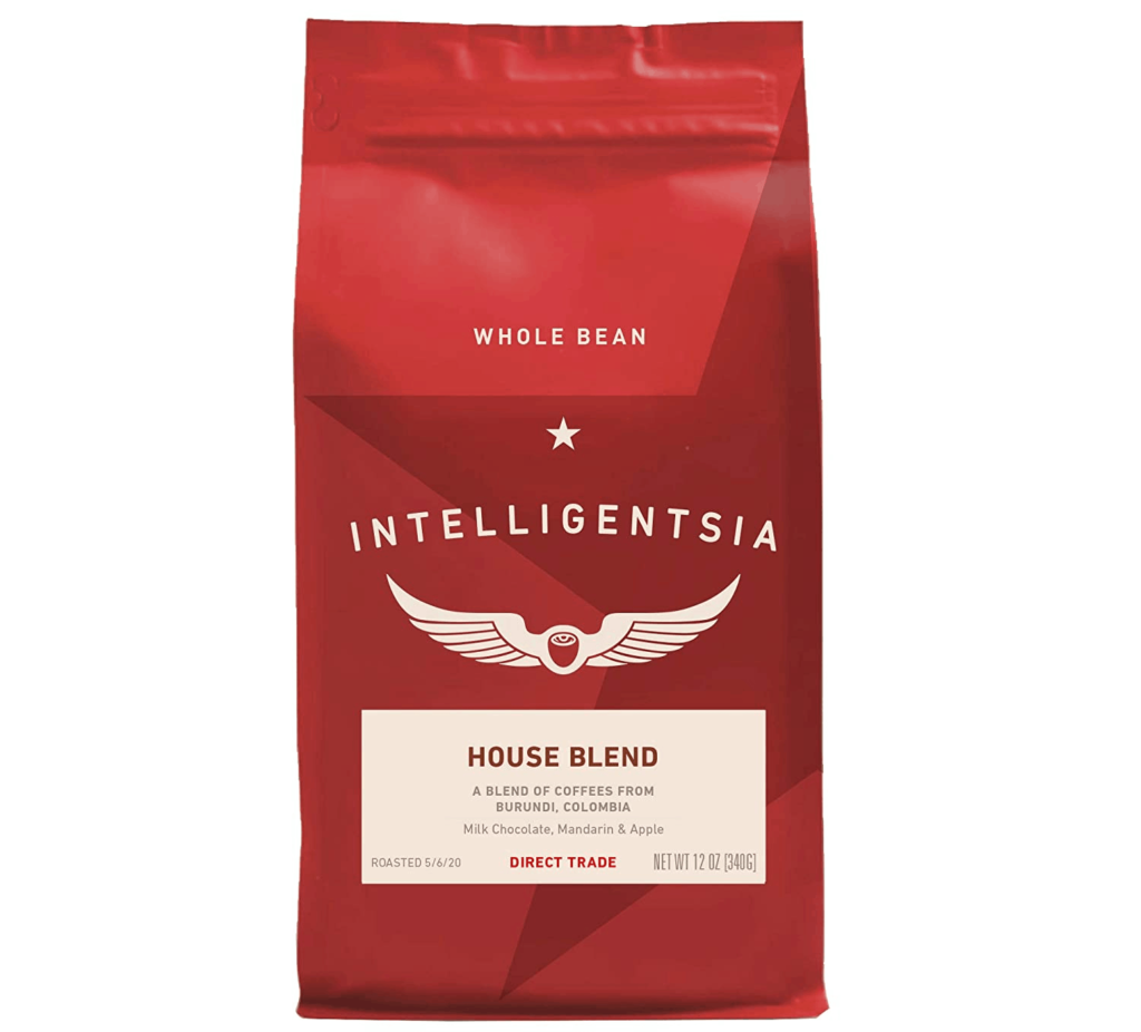 Intelligentsia House Blend Light Roast Coffee Beans