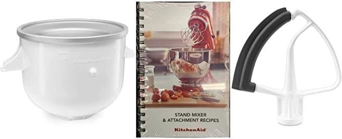 KitchenAid Mixer Ice Cream Maker Attachment