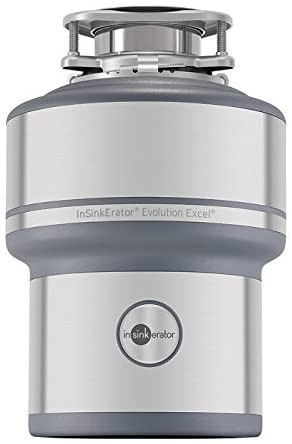 Review of Insinkerator Evolution Excel