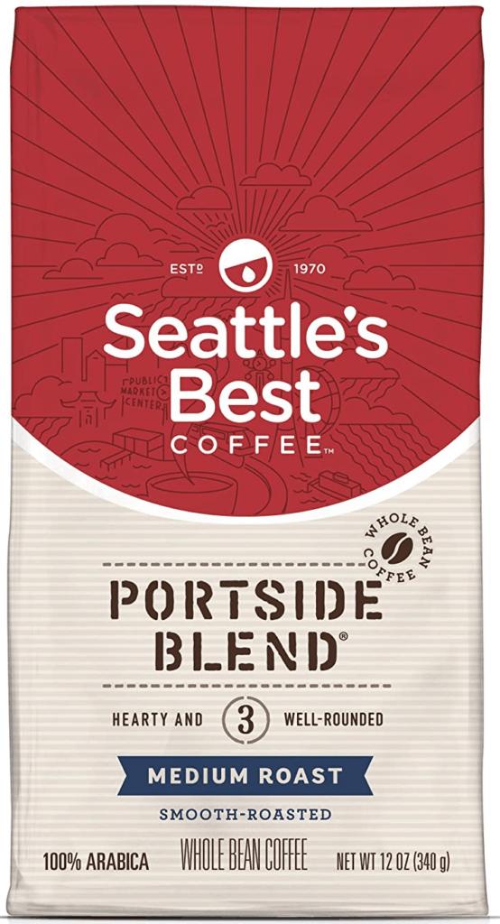 Seattle's Best Coffee Portside Blend Medium Roast Coffee