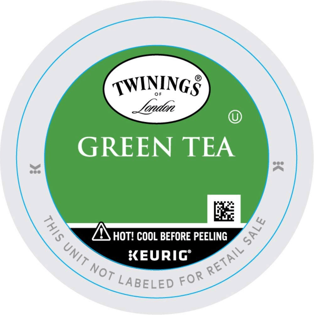 Twinings of London Green Tea K-Cups