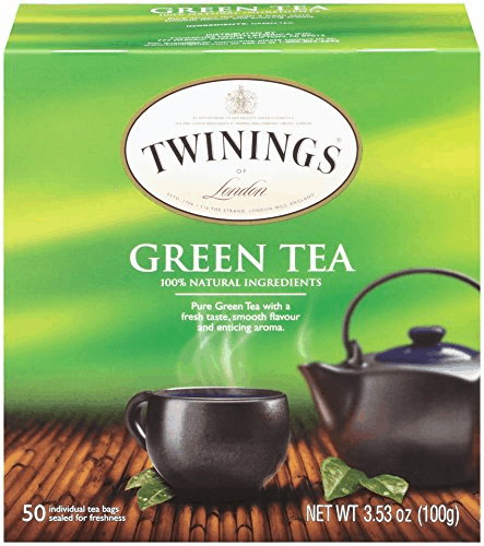 Twinings of London Pure Green Tea