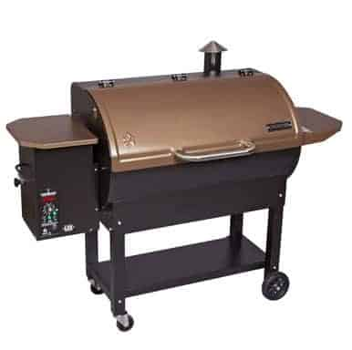 Camp Chef SmokePro LUX Pellet Smoker