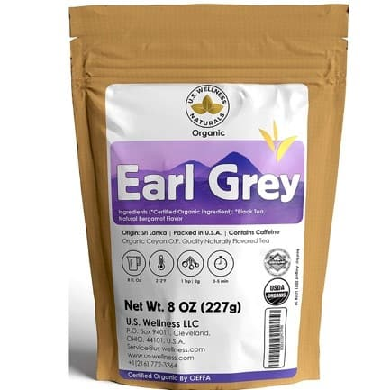 Earl Grey Tea Bulk Bag