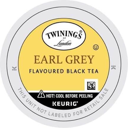 Earl Grey Tea K-Cups