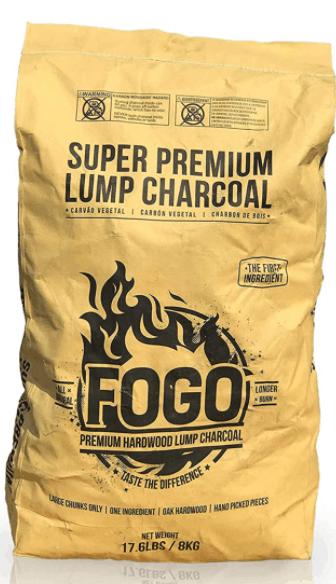 Fogo Super Premium Charcoal