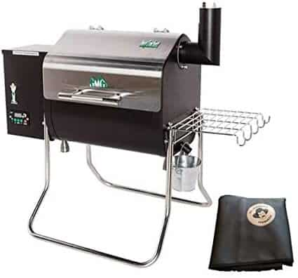 Green Mountain Grills Davy Crockett Wi-Fi Smoker
