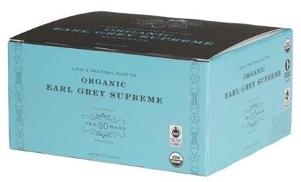 Harney & Sons Organic Earl Grey Tea