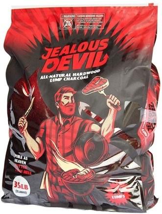 Jealous Devil Hardwood Lump Charcoal