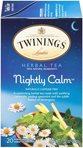 Nightly Calm Herbal Tea