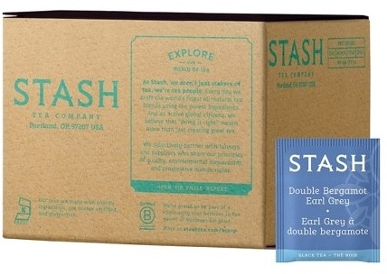 Stash Tea 100 Box (BEST BUDGET)