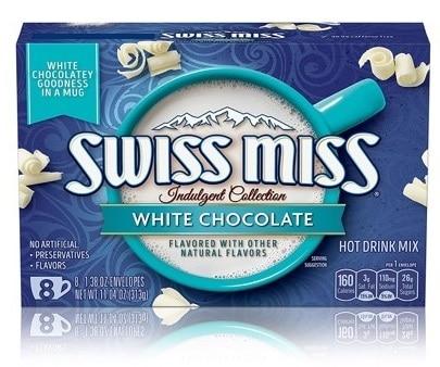 Swiss Miss White Chocolate Blend