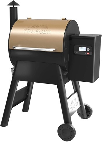 Traeger Pro 575 Wood Pellet Smoker