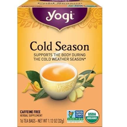 Yogi Cold Season