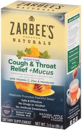 Zarbee's Naturals Tea