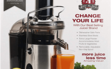 About the Fusion Juicer