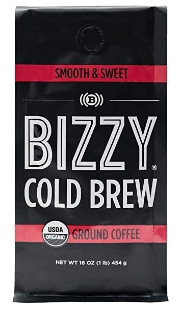 Bizzy Organic Cold Brew Coffee