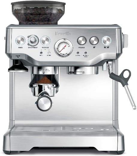 Breville BES870XL Barista Espresso Machine