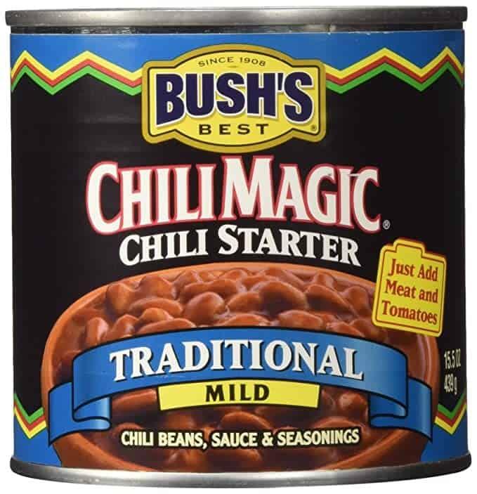 Bush's Best Magic Canned Chili