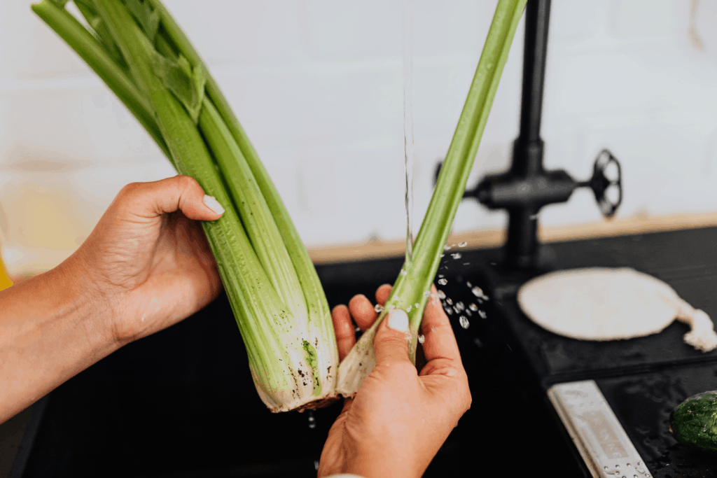 Celery Taste