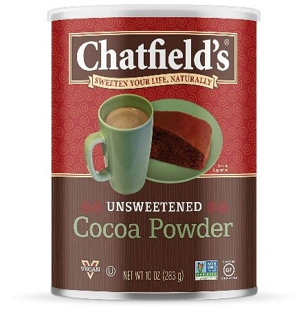 Chatfield's Unsweetened Cocoa Powder