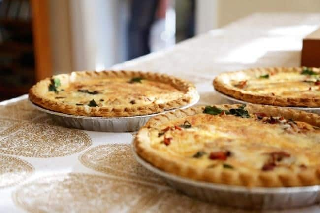 Difference Between Frittata vs Quiche