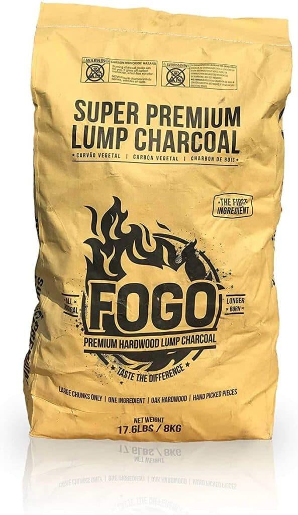 Fogo Super Premium All-Natural Hardwood Charcoal