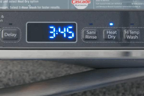 Heated Dry Option