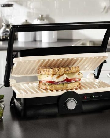 How to Use a Panini Press