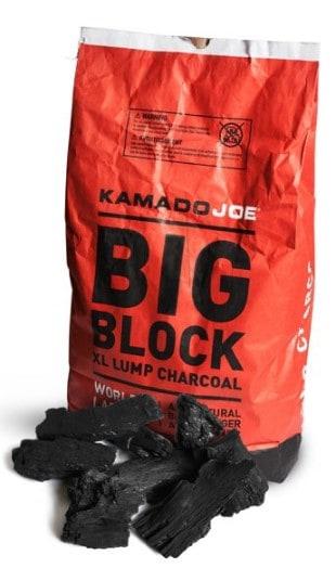 KAMADO JOE BIG BLOCK LUMP CHARCOAL