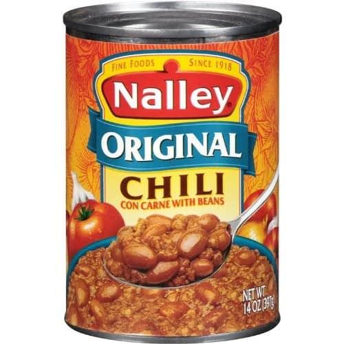 Nalley Original Canned Chili