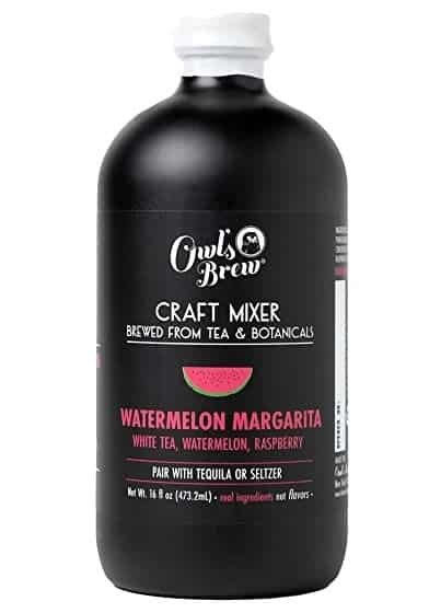 Owl's Brew Watermelon Margarita Cocktail Mixer