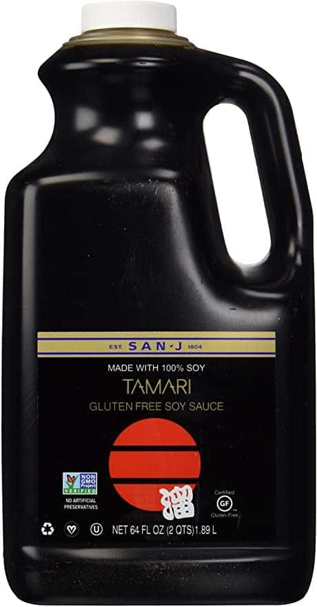 San-J Tamari Gluten Free Soy Sauce