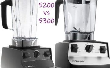 Vitamix 5200 vs 5300