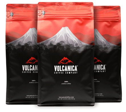 Volcanica Cold Brew Whole Bean Coffee