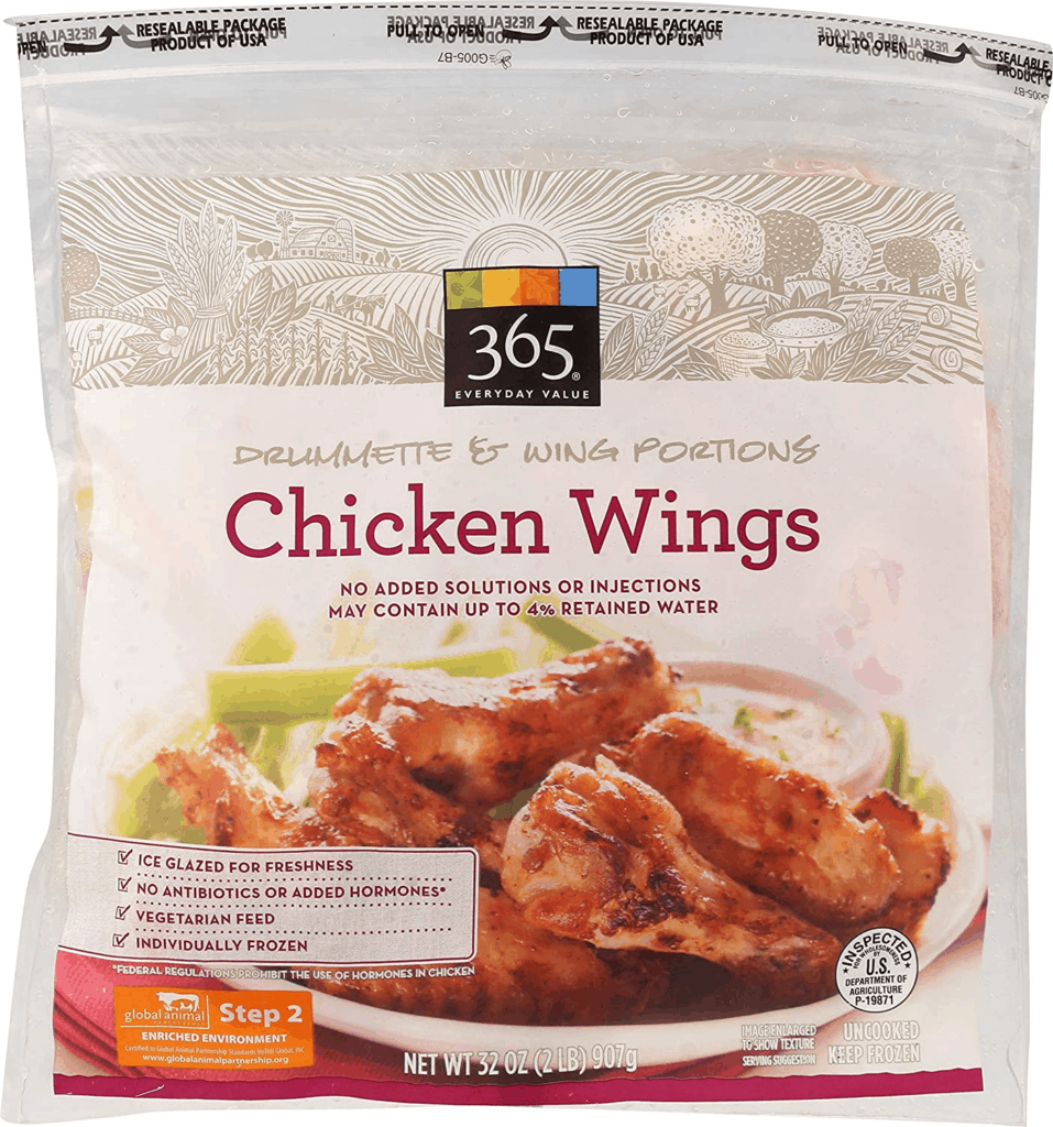 365 Everyday Value Chicken Wings