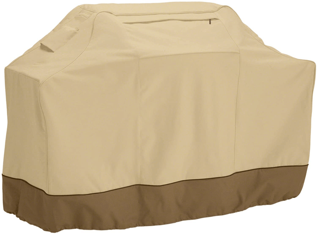 Classic Accessories Veranda Water-Resistant BBQ Grill Cover