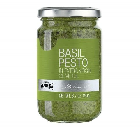 Compagnia Sanremo Pesto DOP Basil Pesto