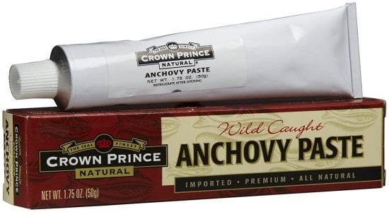 Crown Prince Anchovy Paste