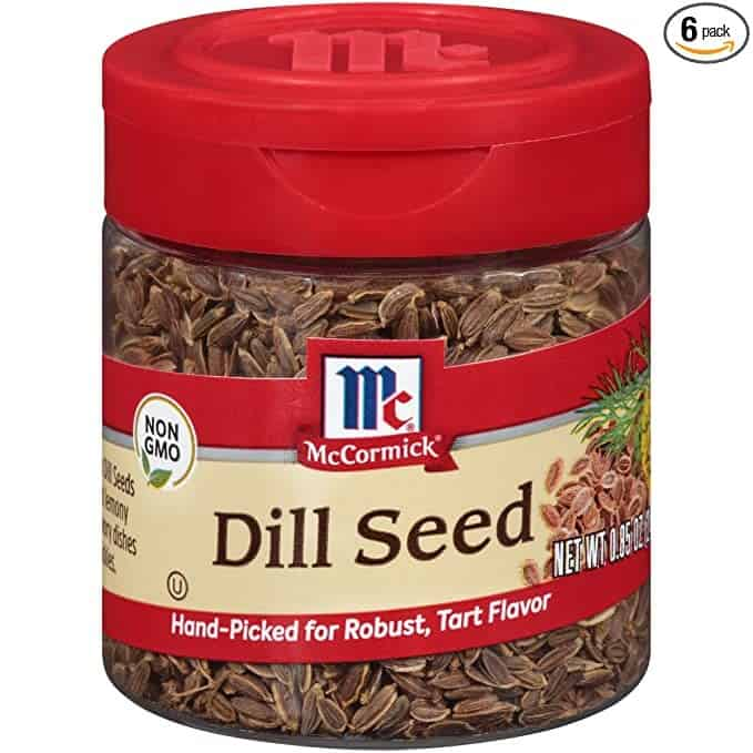 Dill Seeds – A Good Substitute