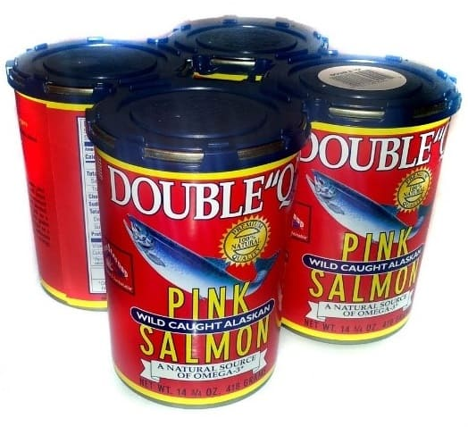 Double Q Pink Salmon