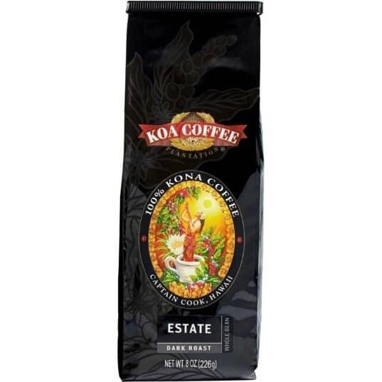 Kona Coffee Dark Roast