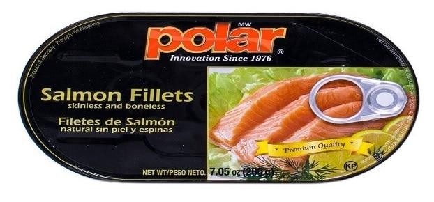 MW Polar Salmon Fillets