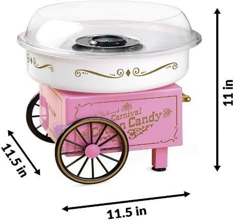 Nurxiovo 21 Inch Cotton Candy Machine