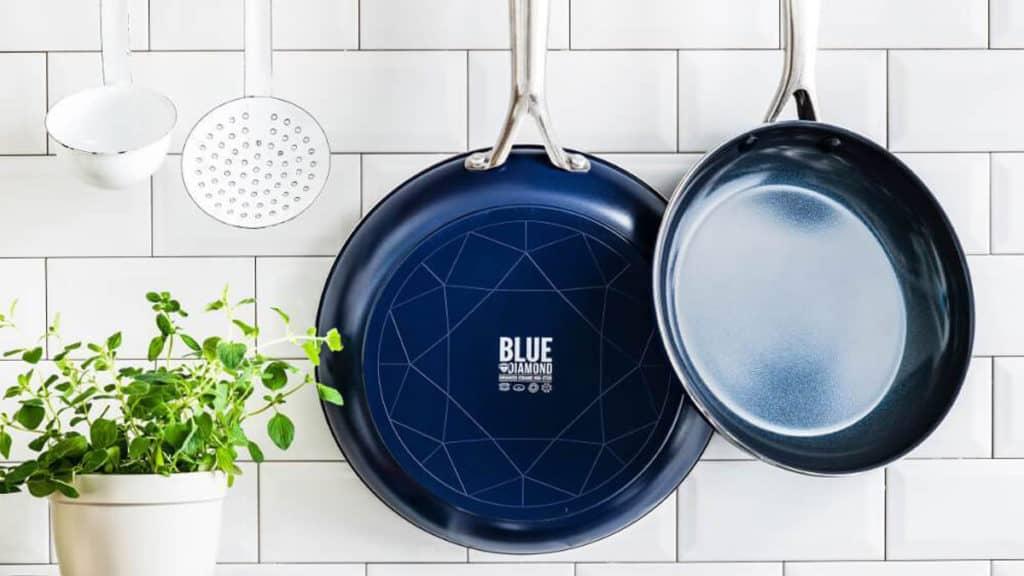 Blue Diamond pans